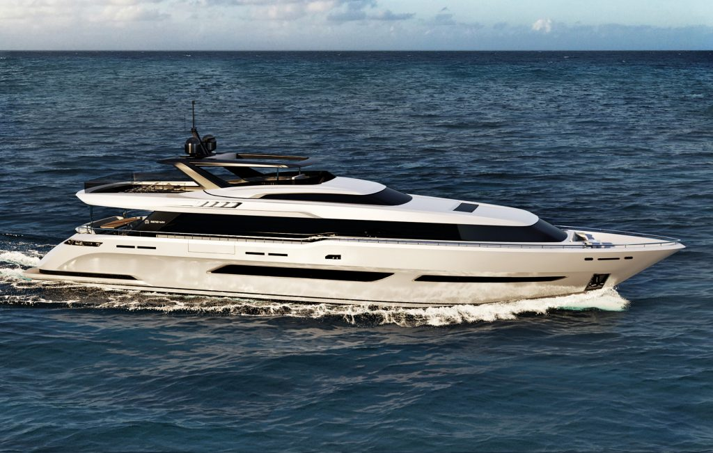 Sea Star luxury motor yacht 35 meter motor yacht