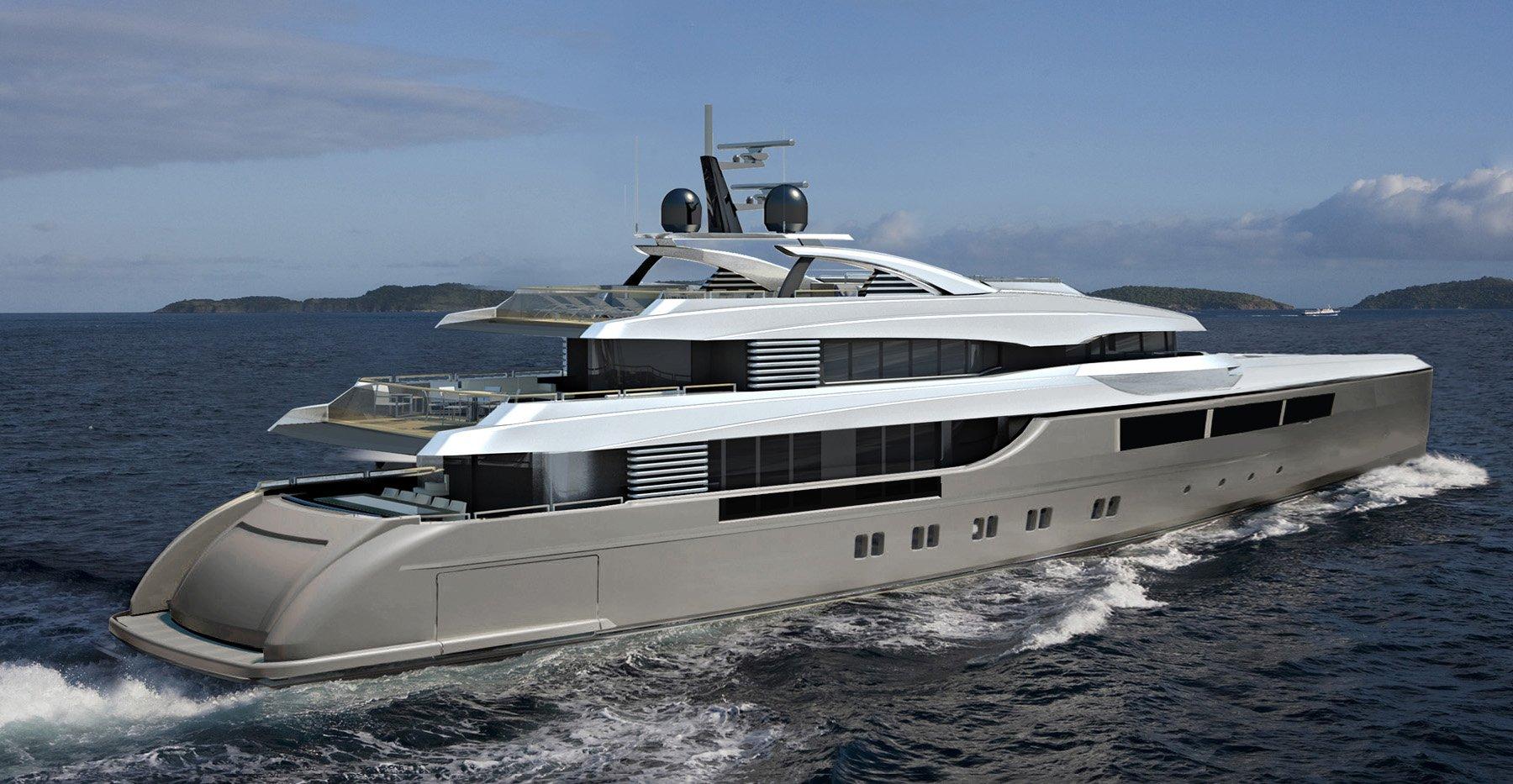 Mengi Yay Yachts Navetta 48