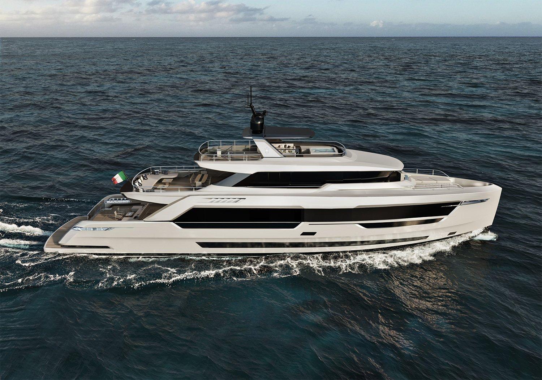 Ducale 118 Navetta Explorer Yacht