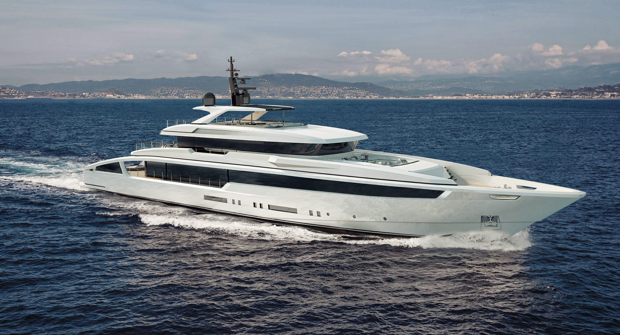Orion 50m for rossinavi yachts